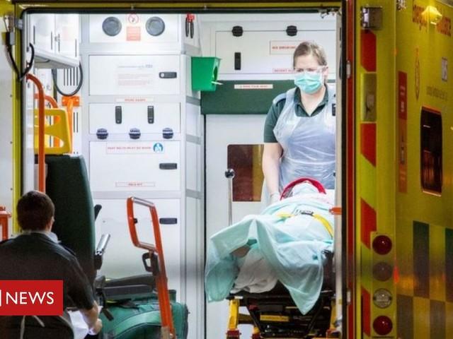 Coronavirus: UK hardest hit by virus among leading G7 nations