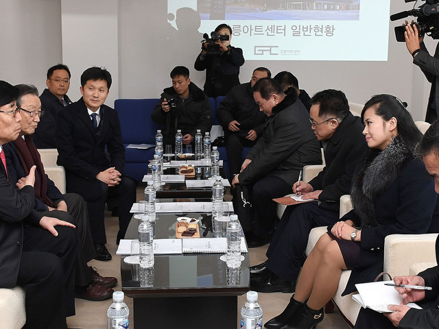 Talks to be held this week on North Korea's participation at Pyeongchang 2018 Winter Paralympics