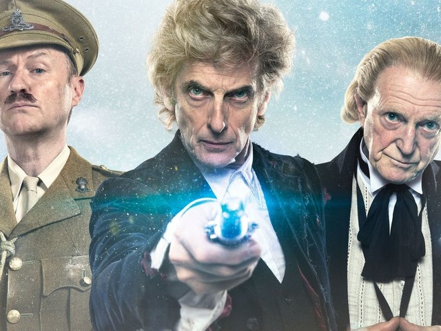 How you can watch the Doctor Who Christmas special early