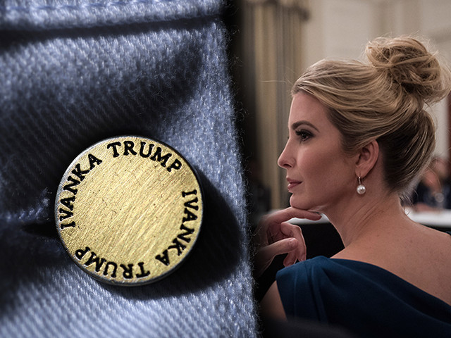 "She talks about working women. Her father says ""buy American."" We go inside Ivanka Inc. - Washington Post"