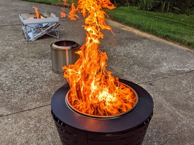 Best firepits for 2020: Tiki, BioLite, Solo Stove and more - CNET
