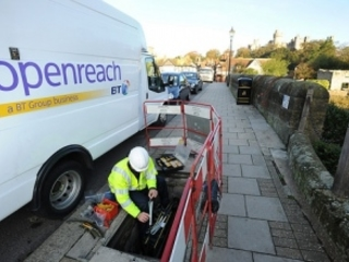 9,000 Extra Homes in Scotland New Builds to Get Openreach's 1Gbps FTTP