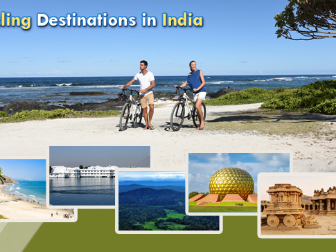 Peddle Away Your Worries at These Top Cycling Destinations in India