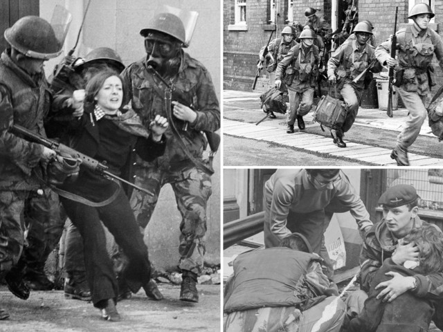 Fascinating pics show British troops sent into Northern Ireland 50 years ago – kicking off Britain's longest military campaign