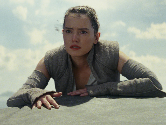 'Star Wars: The Last Jedi' Earns Second Biggest Opening Day Ever at U.S. Box Office!