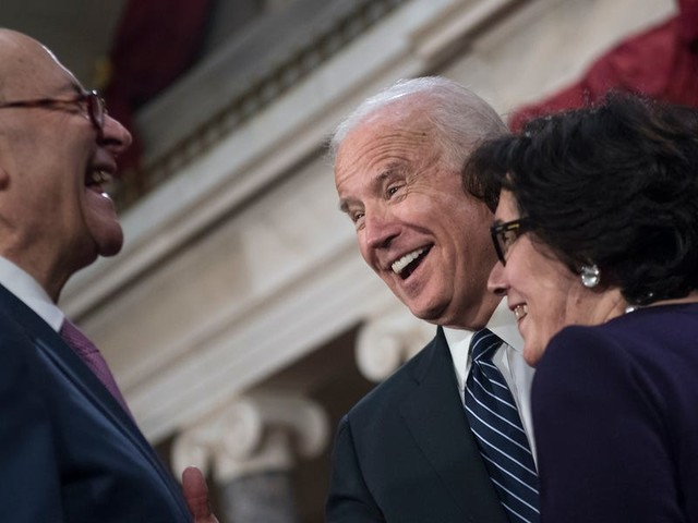 Senate Democrats lukewarm to killing the filibuster even if they win the majority riding a Biden wave
