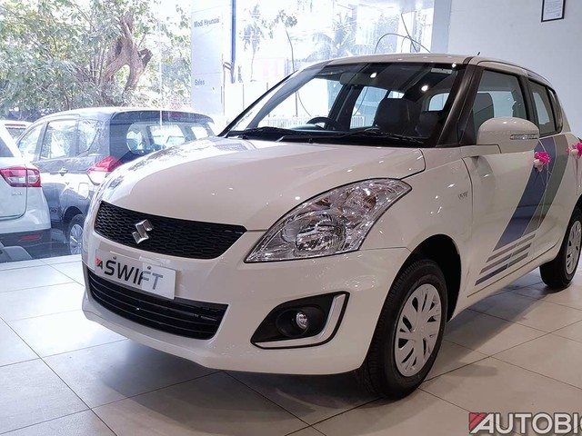 Maruti Swift Limited Edition – In 15 Images