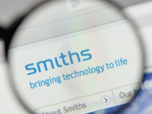 MARKET REPORT: The Smiths Group shares are sickly after medical sell-off