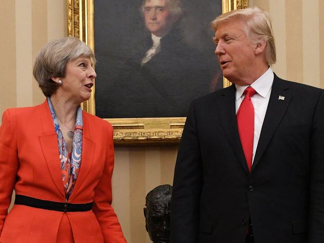 Theresa May: Donald Trump Was 'Wrong' To Retweet Anti-Muslim Propaganda By Far Right Britain First Party