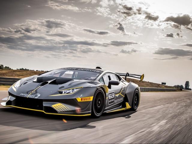 Lamborghini's Revised Racer: The Huracán LP 620-2 Super Trofeo EVO