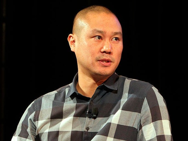 Tony Hsieh suffered a 'psychotic break' on a bus trip in late June. It led loved ones to attempt interventions and paved the way for his Zappos resignation. (AMZN)