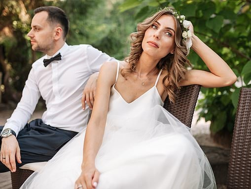 Bride-to-be is slammed after BANNING guests from watching Champions League final on her wedding day