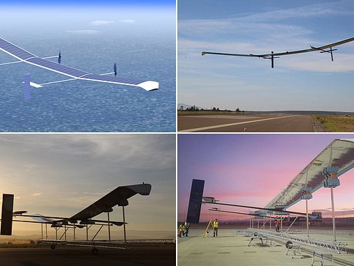 Ordnance Survey launch a solar-powered drone that can fly for 90 days at a time