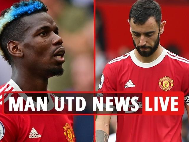 Man Utd news LIVE: Alex Ferguson praises 'fantastic' Ronaldo, Pogba & Fernandes contracts LATEST, Werner snub