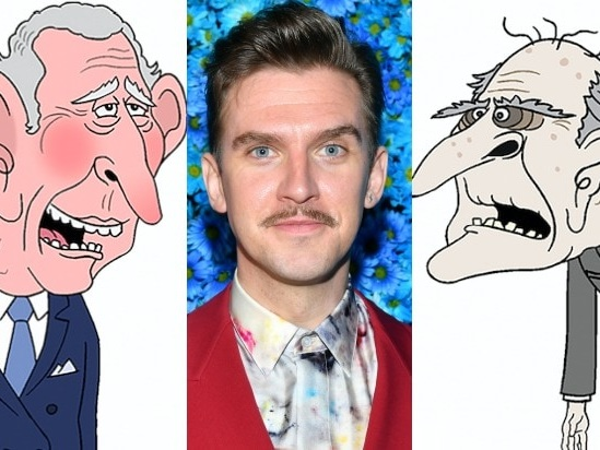 Dan Stevens to Voice Prince Charles and Prince Philip in HBO Max's Animated Royal Family Comedy