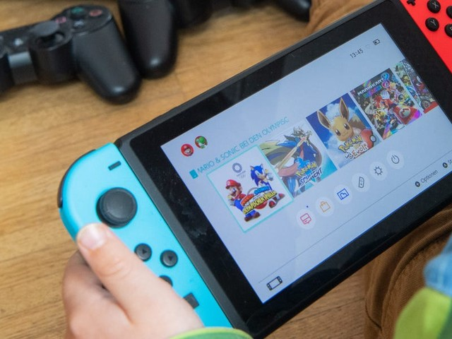 Nintendo Switch Cyber Monday 2020 deals live right now include up to 55% off games like 'New Super Mario Bros. U Deluxe' and 'Fire Emblem'