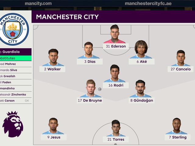 We simulated Man City vs Southampton to get a Premier League score prediction