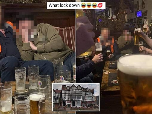 Skegness hotel loses licence after drinkers post pictures of illegal booze-up during lockdown