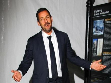 Adam Sandler doesn't think any of his films are flops