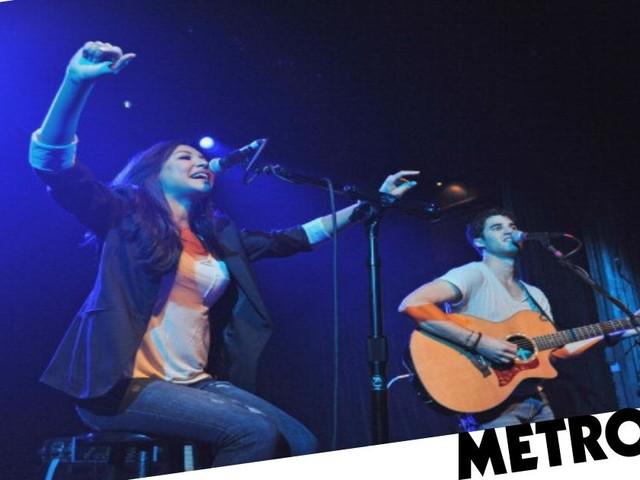 'You wild, hilarious, beautiful angel': Darren Criss remembers Glee co-star Naya Rivera in heartbreaking tribute