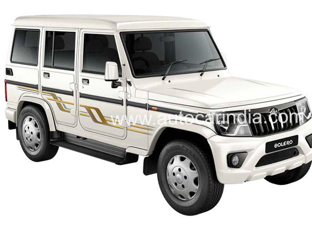 BS6 Mahindra Bolero price, variants explained
