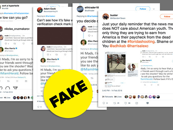 Twitter Says Impersonating A Journalist During A Mass Shooting Doesn't Violate Its Rules - BuzzFeed
