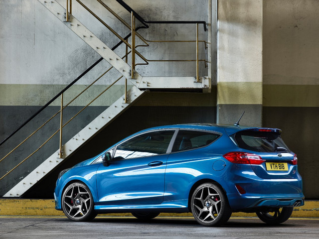 Put Those Next-Gen Ford Fiesta ST Dreams to Bed, America – It's Not Happening