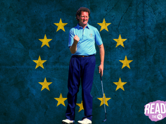 The unlikely Irish hero who changed the Ryder Cup forever