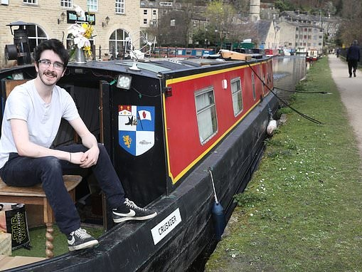 Could living on a canal boat help you get onto property ladder?