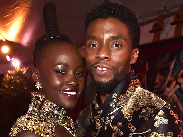 Lupita Nyong'o Says Chadwick Boseman's Passing is Still 'Raw,' Shares Update on 'Black Panther 2'
