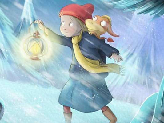 Mimi And The Mountain Dragon film music and BBC One air date