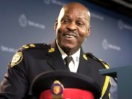 Union says strong 'no confidence' vote in Toronto police chief
