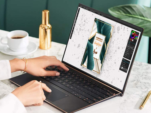 Save £300 on the Asus ZenBook S13 laptop in Amazon's end of summer sale