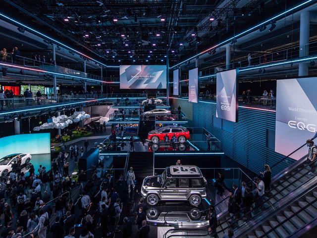 Munich motor show 2021: star cars