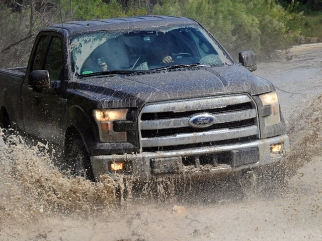 Ford is recalling 1.3 million vehicles to fix a problem with doors and waterproofing (F)