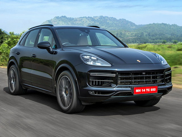 Review: 2018 Porsche Cayenne Turbo review, test drive