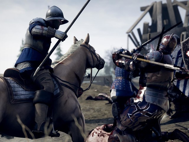 Multiplayer first-person melee game Mordhau is finally out this month