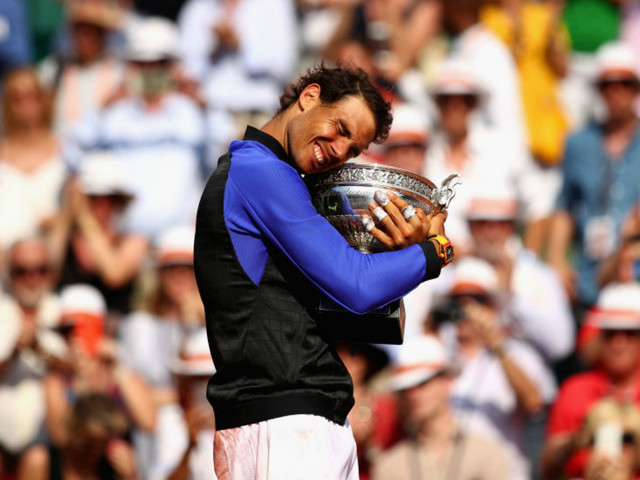 Rafa Nadal wins tenth French Open – the incredible statistics