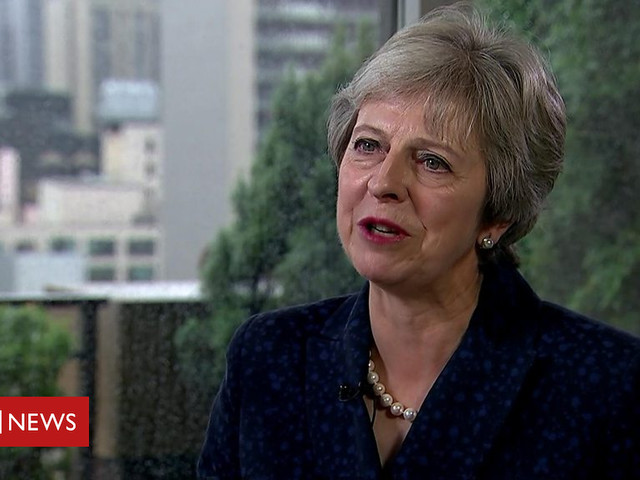 Theresa May faces Brexit and migration questions