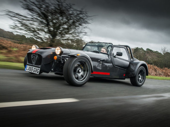 Caterham 620S: road test