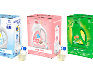 Two ways P&G is working toward its packaging goals