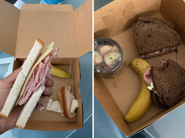 MLS stars stunned at state of £52 for sandwich and banana in special dining area at Disney World ahead of tournament