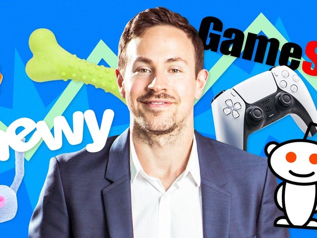 Ryan Cohen made millions when Chewy got acquired. Now the millennial entrepreneur has a plan to turn around GameStop. (GME, CHWY)