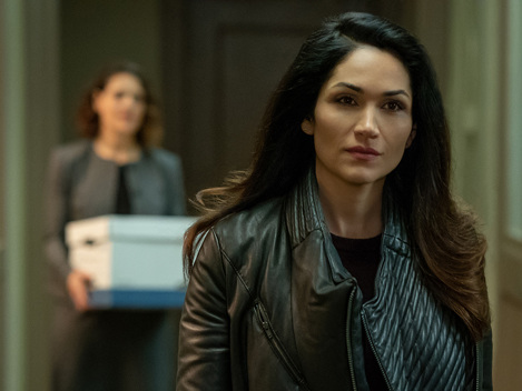 'Power': Angela's Fate Revealed & Lela Loren Teases What's Next After Epic Premiere