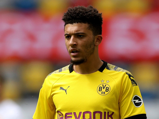 Man Utd 'told Jadon Sancho can only leave Borussia Dortmund for £108m' after personal terms of transfer agreed