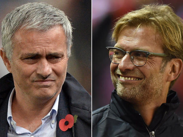 Premier League top four: Can Liverpool hold off Man Utd?