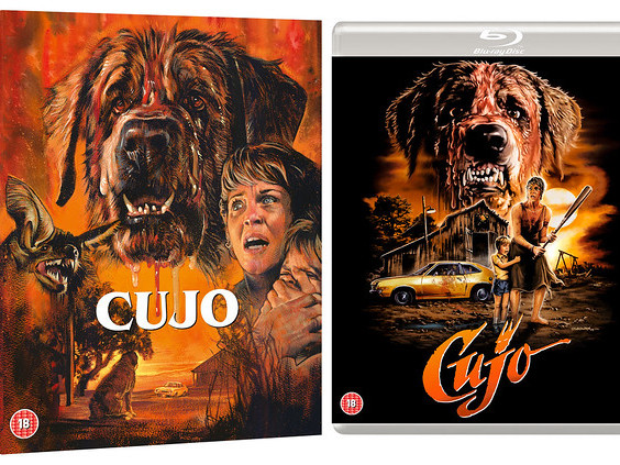 Cujo Limited Edition Box Set – film review
