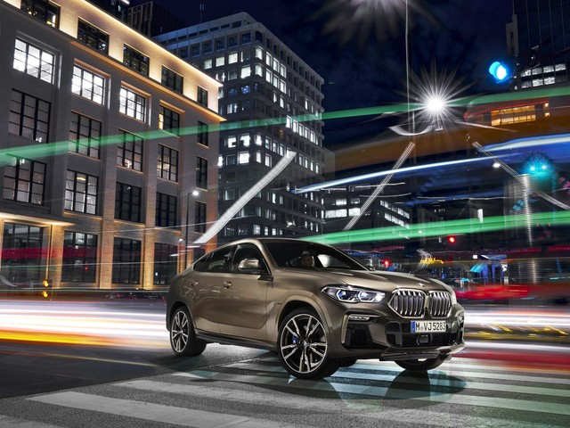 BMW X6 2020 revealed: design, interior tech, engine specs and UK pricing