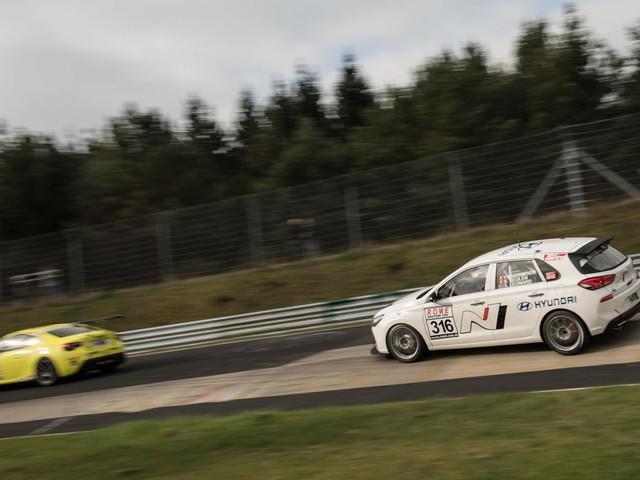 Hyundai i30N hot hatch to race in Nurburgring 24 Hours