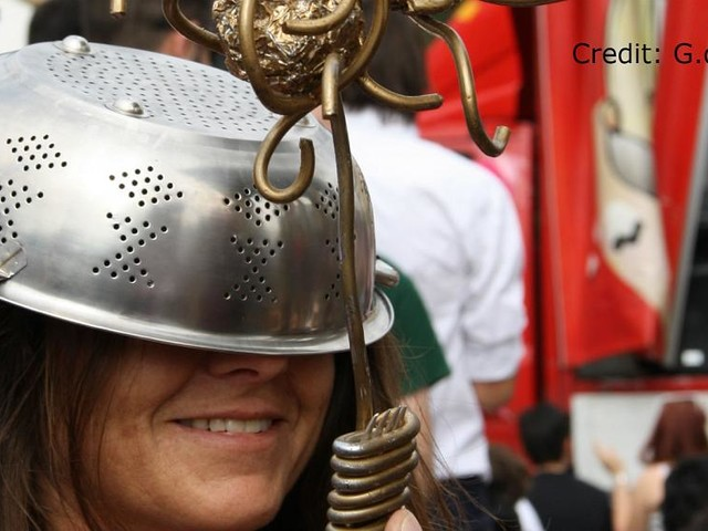 """Pastafarianism """"not a religion"""" rules Dutch court"""